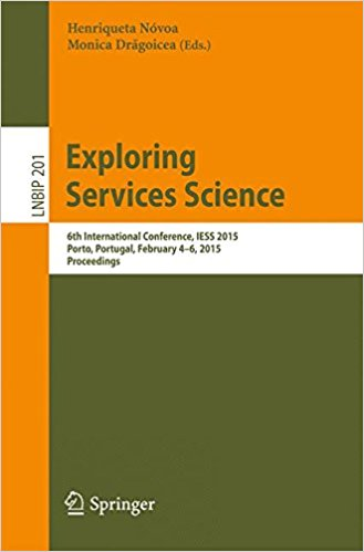 exploring services science iess 2015