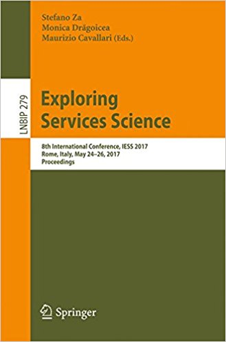 exploring services science iess 2017