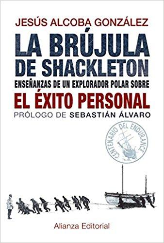 La brújula de Shackleton Jesús Alcoba