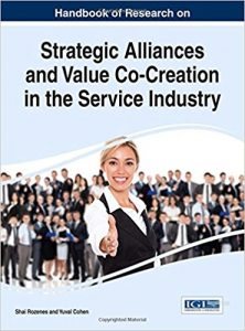 strategic alliances and value co-creation in the service industry
